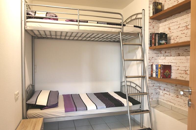 Ferienwohnung Monteurwohnung Mohr Einhausen Schlafzimmer 02