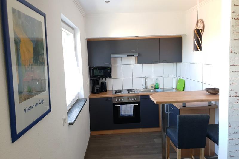 Fewo Mohr Einhausen Monteurwohnung Wohnung 1